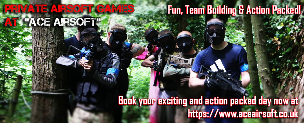 Private Airsoft Games
